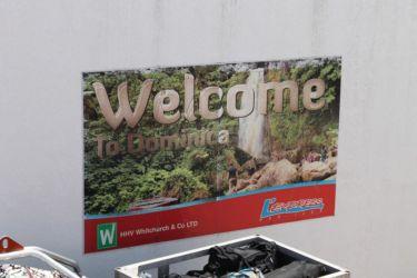 Bienvenue à la Dominique