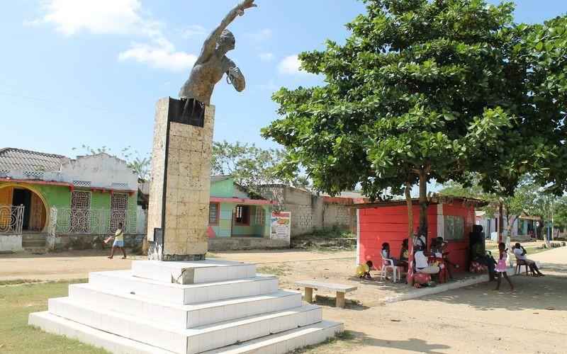 Colombie 1/5 : San Basileo de Palenque