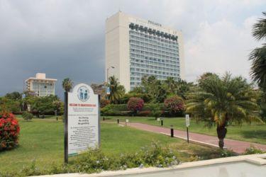Emancipation Park + Pegasus Hotel