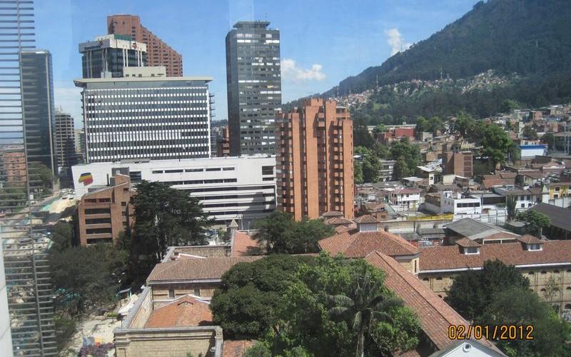 Voyage en Colombie du 16 décembre 2011 au 3 janvier 2012 : 1/5 (Bogota)