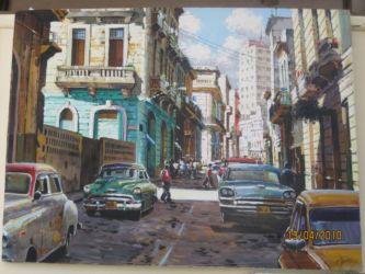 La Havane en peinture