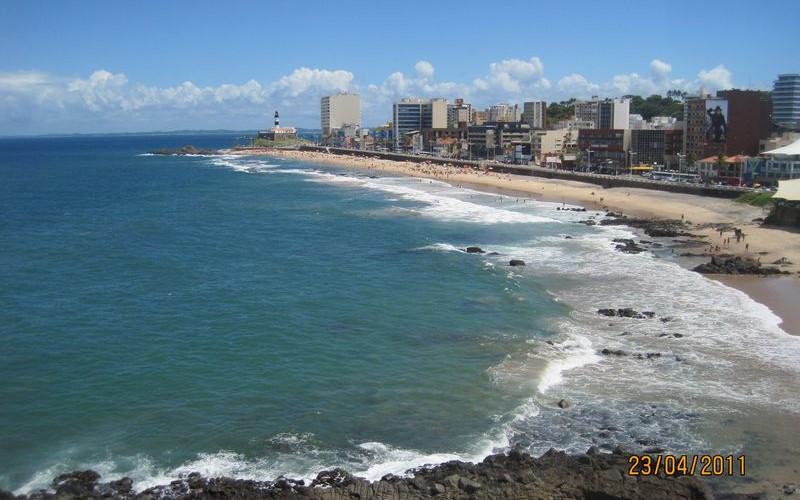Brésil : Salvador de Bahia (1/2)