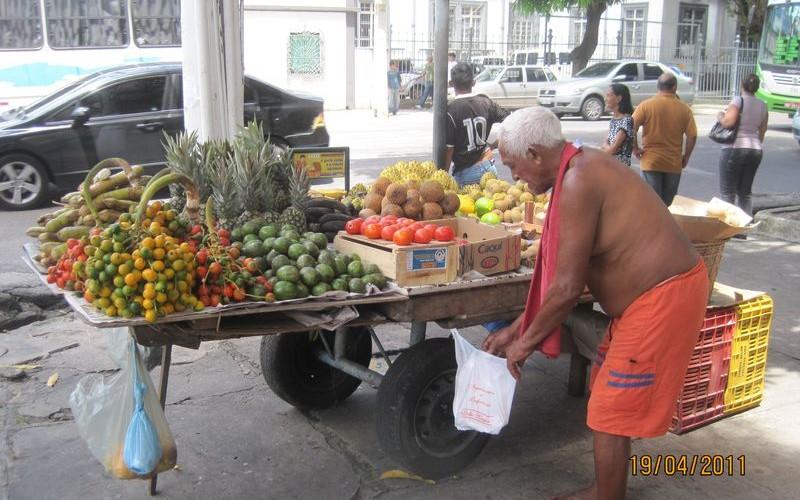 Brésil : Belem (1ère partie)