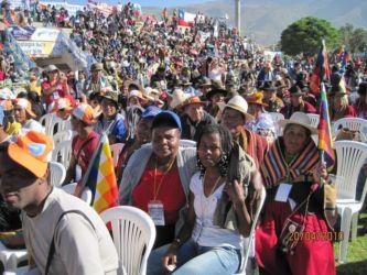 Afro-boliviens à Cochabamba