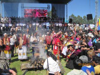 Culte à la Pachamama