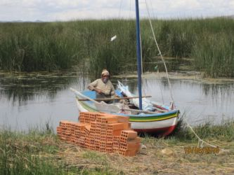 Pêcheur de Pariti