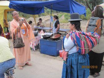 Paysans des Andes
