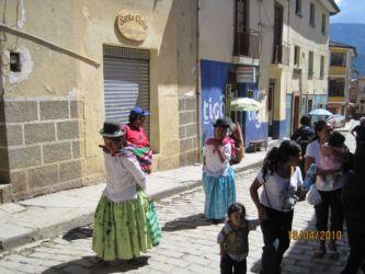 Rue de Coroico