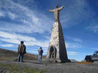 Syncrétisme religieux (foi catholique + foi andine)