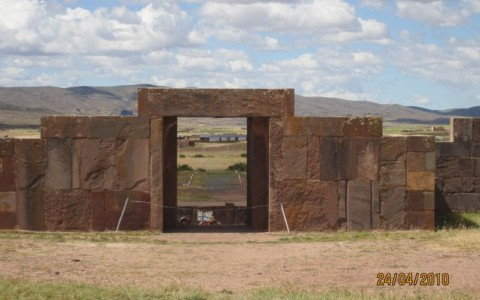 Bolivie 4/7 : Tiwanaku
