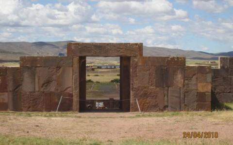 Bolivie 4/7 : Tiwanaku