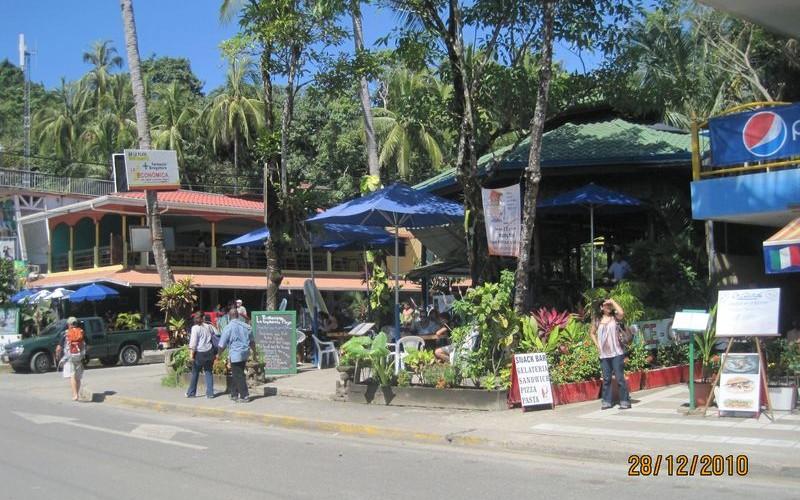 Costa Rica : 5/7 Parc Manuel Antonio