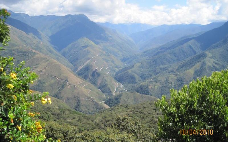 Bolivie 5/7 : Coroïco