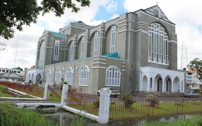 Guyana 2/3 : Georgetown