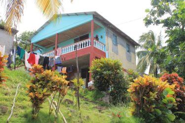 Maison en zone rurale