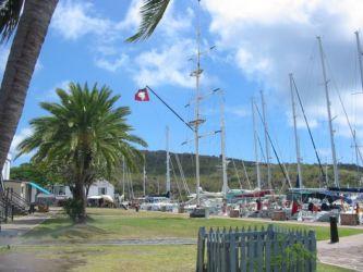 Marina d'Antigua