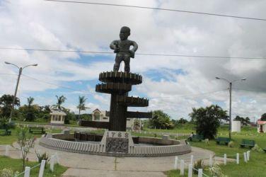 Monument de la révolte de 1763