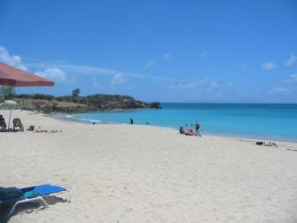 Plage d'Antigua