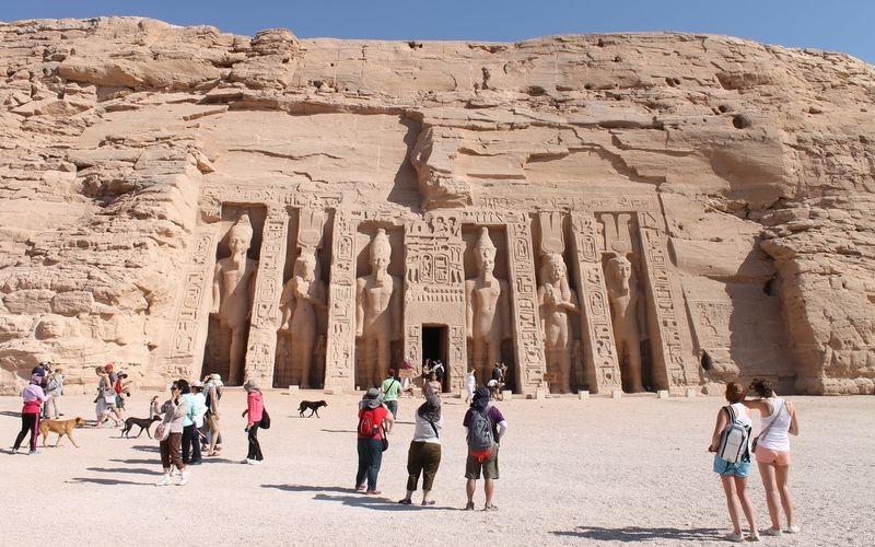 Egypte 14/14 : Abou Simbel