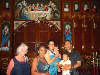 Amman, église grec-orthodoxe