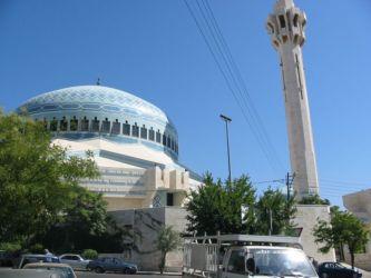 Amman, la mosquée King Abdallah