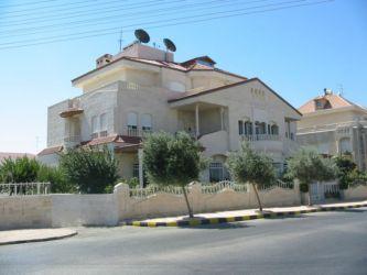 Amman, quartier rédidentiel
