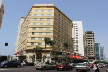 Casablanca, hôtel