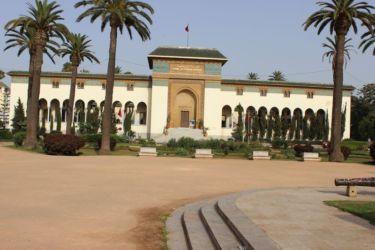 Casablanca, palais de justice