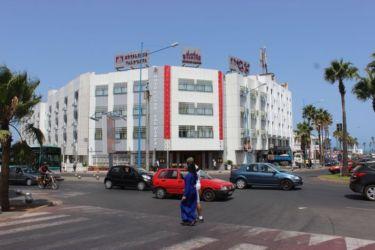 Casablanca, quartier d'Anfa