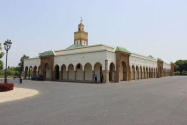 Rabat, mosquée du Palais royal