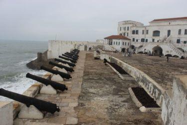 Canons de Cape Coast