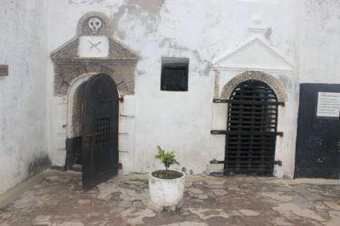 Elmina, cachots