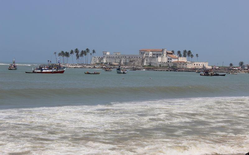 Ghana 4/4 : Elmina
