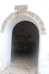 Fort St Georges Elmina, cachot à esclaves
