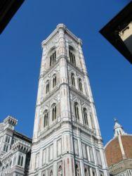 Campanile, oeuvre de Giotto