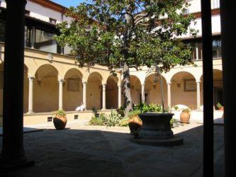 Fiesole (Florence) Abbaye Fiesolana, Institut Universitaire Européen