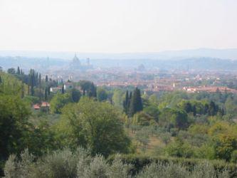 Florence vu de Fiesole