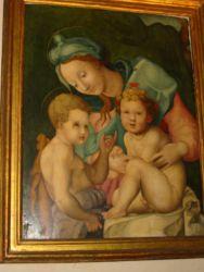 Vierge à l'enfant, Florence
