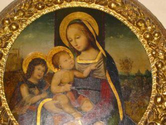 Vierge, Florence