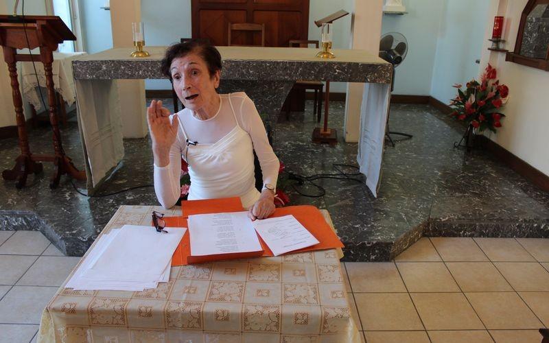 Jean Antoinette, femme de lettres et des Caraïbes