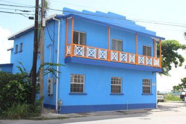 Bâtiement de Bridgetown