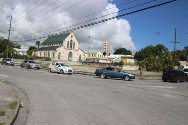 Cathédrale de Bridgetown