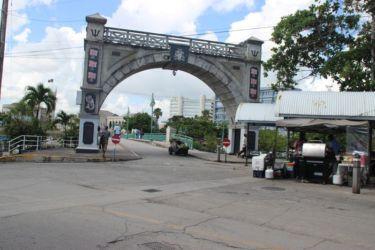 Independance Arch