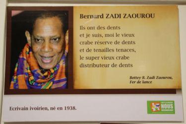 Bernard Zadi Zaourou
