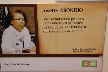 Josette Abondio