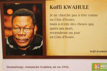 Koffi Kwahulé