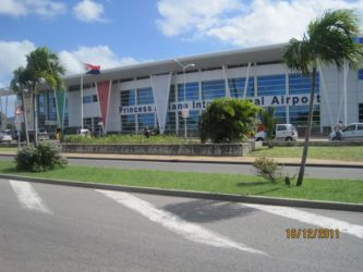 Aéroport Princess Juliana
