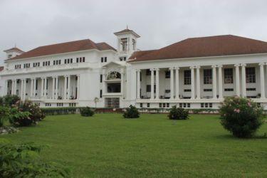 Accra, Cour de justice