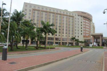 Accra, Movenpick Hotel (ancien Ambassador Hotel)