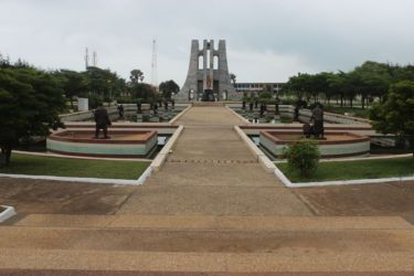 Accra, N'Krumah Memorial Park
